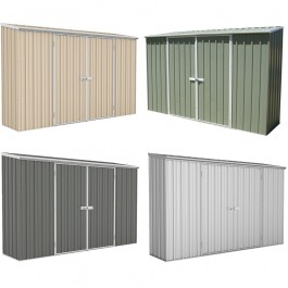 Absco Spacesaver Garden Shed