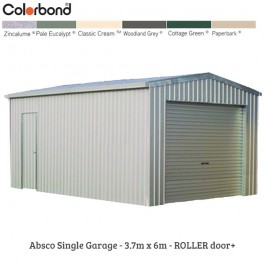 Absco Garage G644127RD