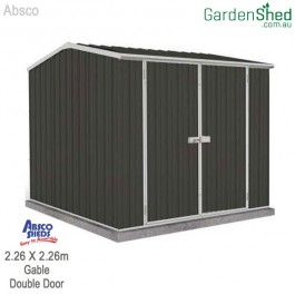 Absco Premier Garden Shed - Monument