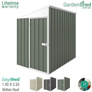 EasyShed 1.50x2.26 Garden Shed - SpaceSaver