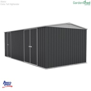 Absco Highlander Garden Shed