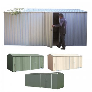 Absco Workshop Garden Shed
