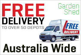 Free Shipping to Depots Australia Wide